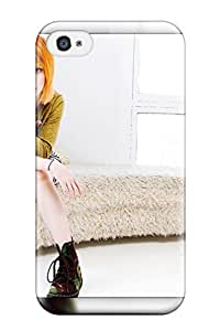 New Shockproof Protection Case Cover For Iphone 4/4s/ Hayley Nichole Williams Case Cover