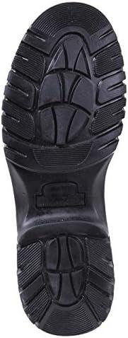 Rothco 8\'\' Insulated Side Zip Tact Boot  cHrLg