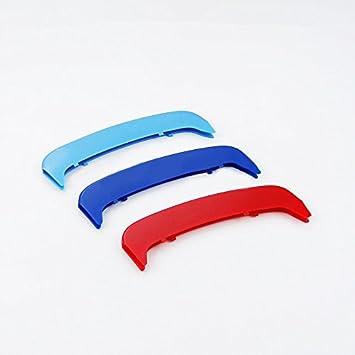 3D Coche Rejillas Frontales para 2002-2005 F46 ABS 3 colores