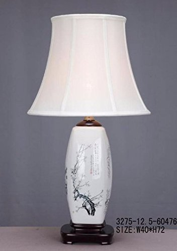 Table Lamps Desk Lamps Ceramic Lamps Procelain With Lamp Shade E27