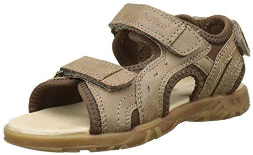 Kickers Junior - Zapatos Niños Beige (Beige)