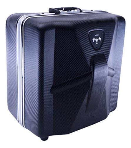 Bestem Aerial BT-INSPIRE-X5-CB InsPak X5 - Unique Hard-shell Backpack (for DJI Inspire 1 Pro, Carbon Fiber Vinyl),1 Pack (Renewed)