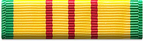 Slide-on Ribbon with Mounting bar: VIETNAM SERVICE