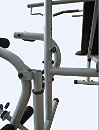 HEALTH LINE PRODUCT Lat Pull Down Bar Round Tube Lifting Bench