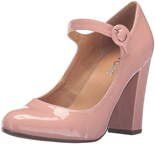 Report Women's Lecrone Dress Pump - Pink - 8.5 B(M) US