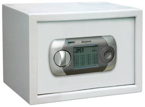American Security Products Electronic Security Safes (OD 9-7/8 high x 13-13/16 wide x 9-7/8 deep, 22-Pounds)