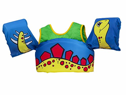 Body Glove Dinosaur Swim Life Jacket - Level Best Deluxe Pool
