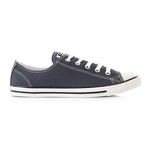 Cook N Home Converse Damen Sneaker Navy–Chaussures Unisexe Bleu Marine
