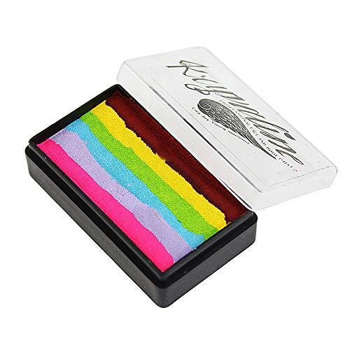 Kryvaline One Stroke Split Cake - Fairy Rainbow (30g) -