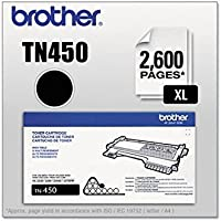 Brother TN450 High Yield Black Toner