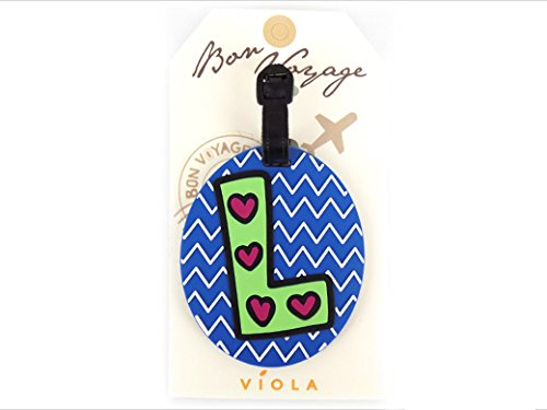 Initial It Luggage Tags - 5