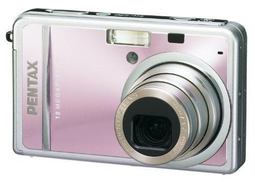 Pentax Optio S12 12MP Digital Camera with 3x Optical Zoom...