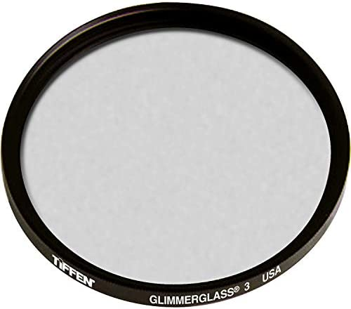 Tiffen 82GG3 82mm Glimmer Glass 3 Filter [並行輸入品]