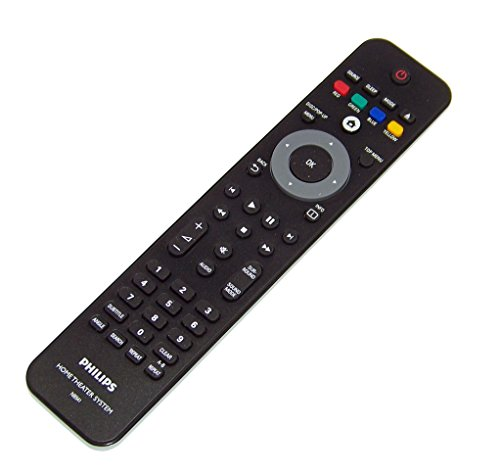 OEM Philips Remote Control Originally Shipped With: HTS3051BV/F7C, HTS3251B, HTS3251B/F7, HTS3251B/F7A, HTS5100B, HTS5100B/F7 by Philips