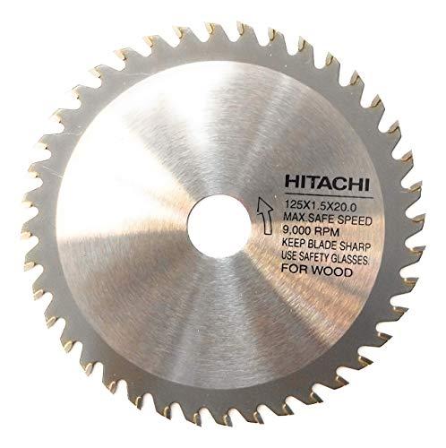 Hitachi Cutting Blade TCT 125**1.5 * 20 * 40p 1