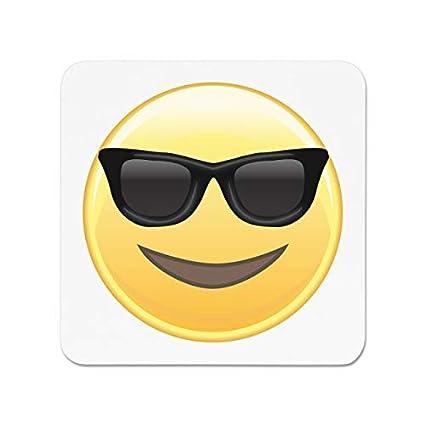 Gafas de sol Emoji Imán de Nevera: Amazon.es: Hogar