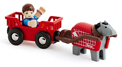 BRIO Horse and Wagon Set for sale  Delivered anywhere in Canada