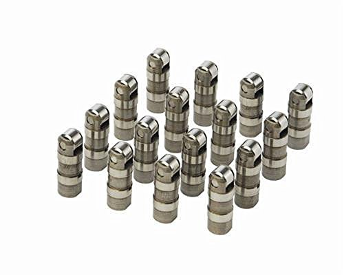 Elgin Industries Hydraulic Roller Lifters compatible with Ford 302 5.0L 351W 5.8L Windsor Mercury Set of 16. (Stock Roller Lifters)