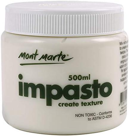 Mont Marte Impasto Acrylic Medium product image