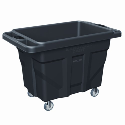 Cube Truck, 1000 lb. Load Capacity, Black (Commercial Cube Truck)