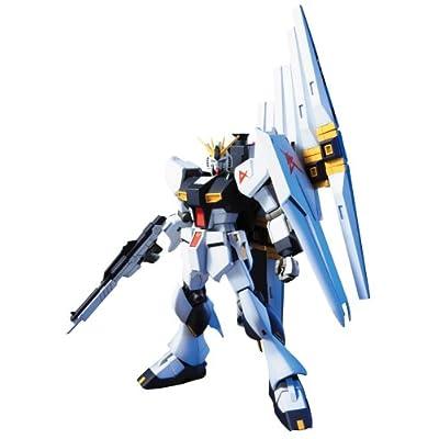 Bandai Hobby #86 RX-93 Nu Gundam HGUC Action Figure: Toys & Games
