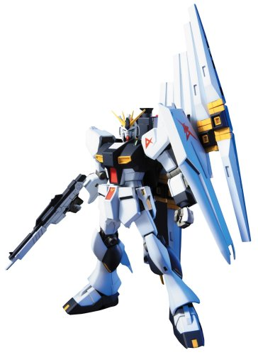 Bandai Hobby #86 RX-93 Nu Gundam HGUC Action Figure