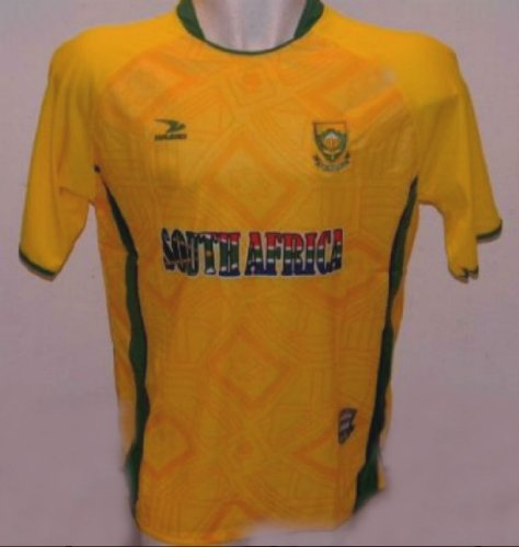 World Soccer Cup 2010 - 2010 world cup host SOUTH AFRICA Soccer Jersey Futball Jersey LARGE
