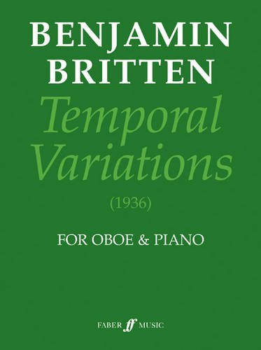 (Temporal Variations: Part(s) (Faber Edition))