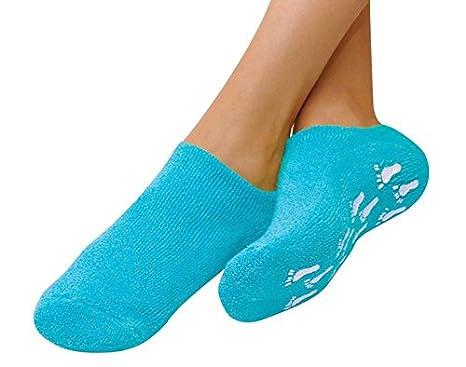 De calcetines de GelX mimar | Hidrata y de los de las condiciones de | Es duradera y tiene una goma elástica en | Se puede cambiar la-pueden usar por Canonbury