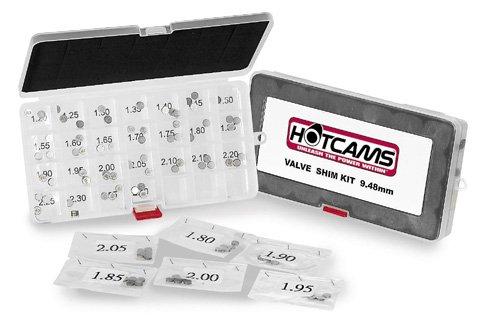 (02-19 HONDA CRF450R: HOTCAMS Valve Shim Kit (SILVER))
