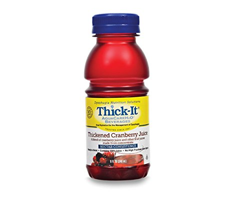 Thickened Cranberry Juice - 5