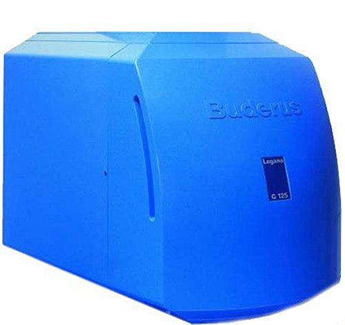 Buderus G125BE/21 Logano 63 MBH Low-NOx Oil Fired Hot Water Boiler (90.7% Efficiency)