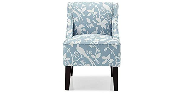 Amazon.com: Hebel Marlow Accent Bardot Chair | Model CCNTCHR ...