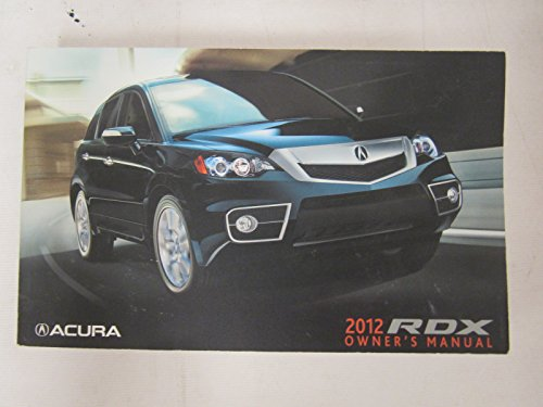 2012 Acura RDX Owner Manual