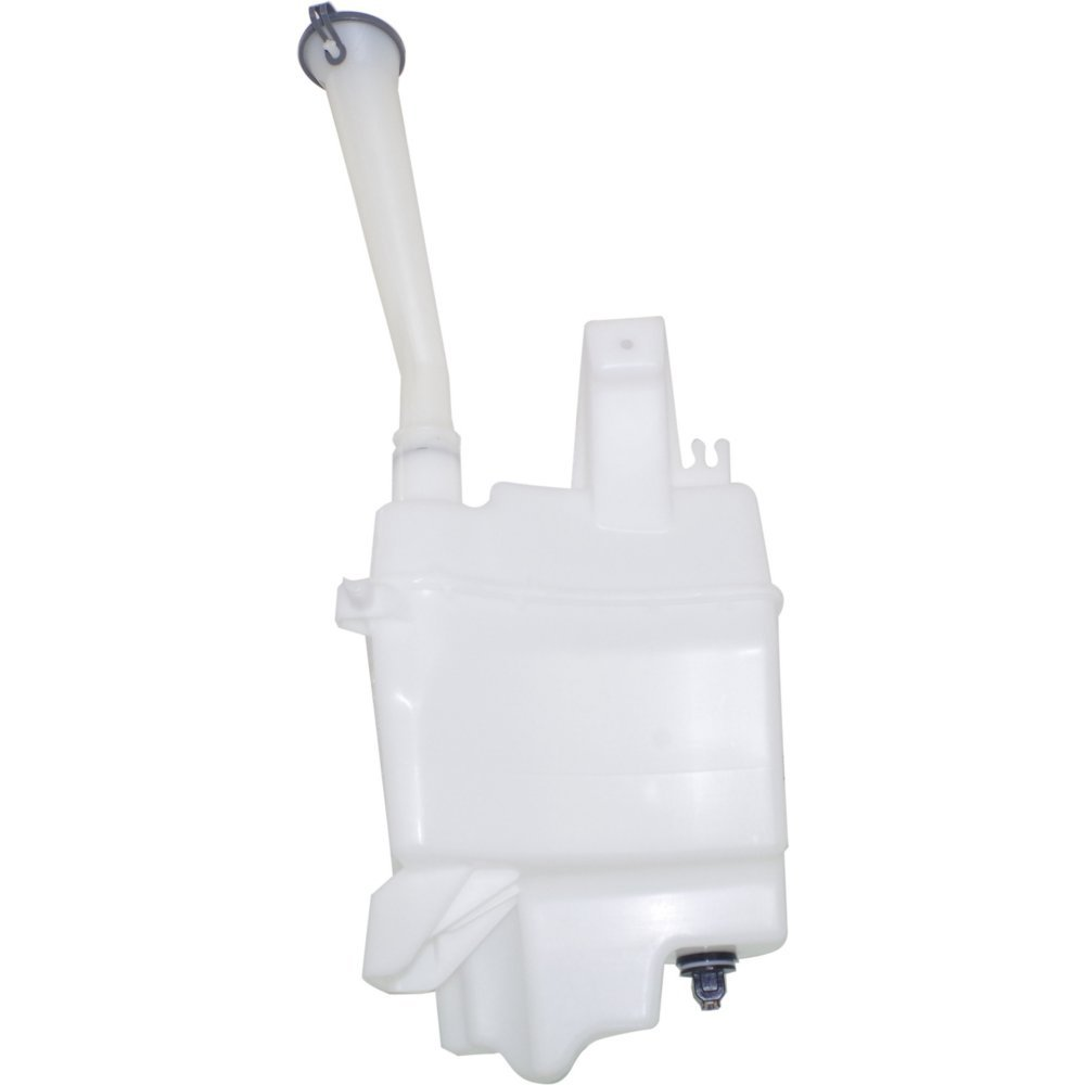 Windshield Washer Tank Assembly compatible with Nissan Sentra 13-17 W//Pump Inlet Cap and Sensor