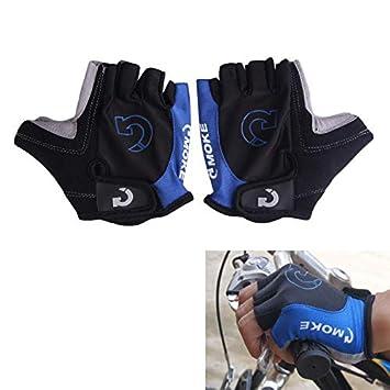 Summer Sports Cycling Gloves Men Women Half Finger Bike GEL Non-slip Glove S-XL