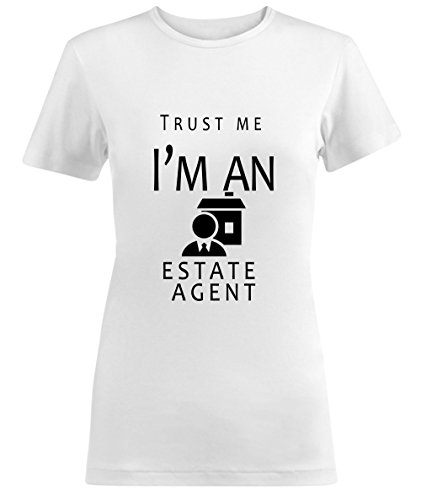 Trust Me I'm An Estate Agent Damen T-shirt