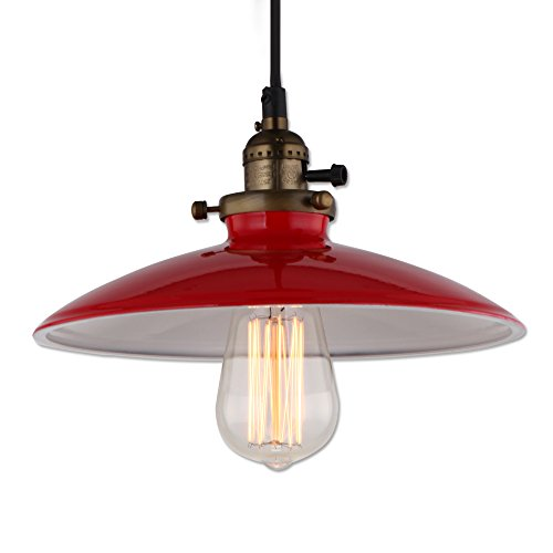 Pendant Light Red - 9