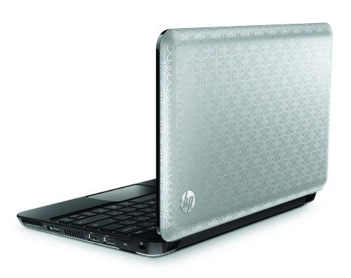 Hp Mini 210-1076nr Netbook (Black) with Built in C...