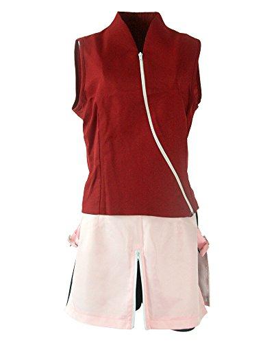 Micco (Sakura Haruno Cosplay Costume)