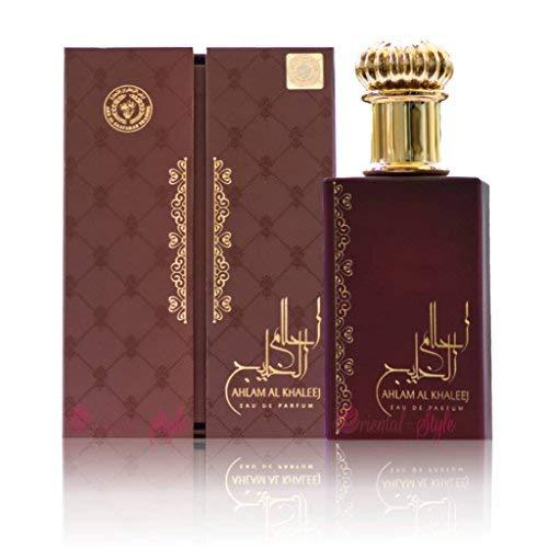 Ahlam Al Khaleej 80ml by Ard Al Zaafaran Bergamot Pineapple Wood Perfume Spray - Delightful fragrances Collection