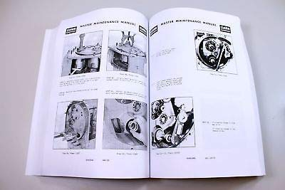 Heavy Equipment Parts & Accessories CLARK C500-Y45 C500-HY45 ...