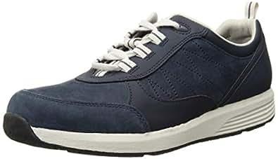 ROCKPORT Womens Trustride W Sneaker Blue Size: 5 US / 5 AU