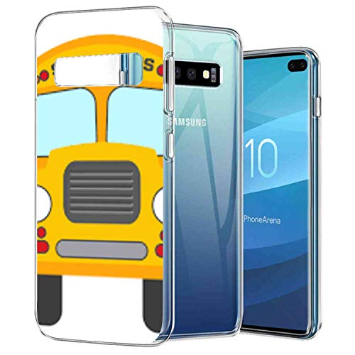 School Bus Galaxy S10+ (Bus School Cases)