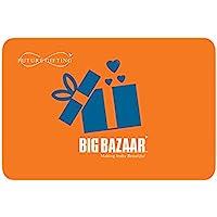 Big Bazaar Gift Card