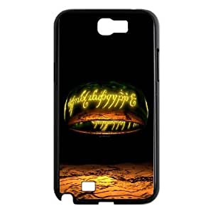Samsung Galaxy Note 2 N7100 Phone Case Black Lord of the Rings F6460532