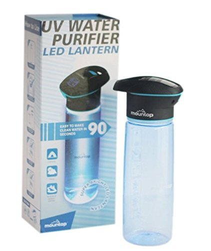 Top Best 5 Portable Uv Water Purifier For Sale 2016