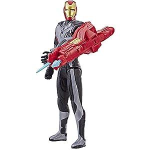 Avengers Marvel Endgame Titan Hero Power Fx Iron Man