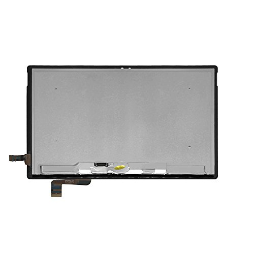 LCDOLED Compatible 13.5 inch 3000x2000 IPS VVX14P048M00 LED LCD Display Touch Screen Digitizer Assembly Replacement for Microsoft Surface Book 1 1703 1704 1705 (with Adhesive) by LCDOLED (Image #1)