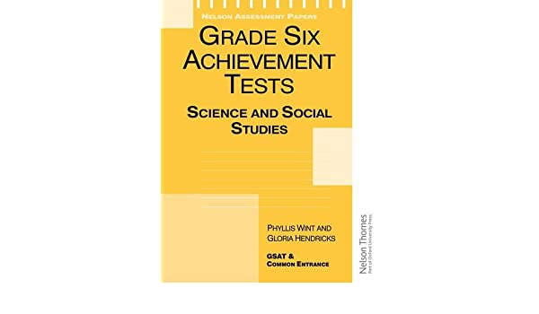 Grade Six Achievement Tests Assessment Papers